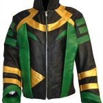 Loki Tom Hiddleston Leather Jacket