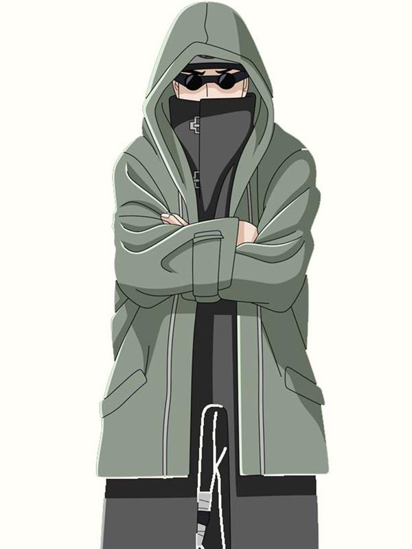 Naruto Shino Aburame Coat