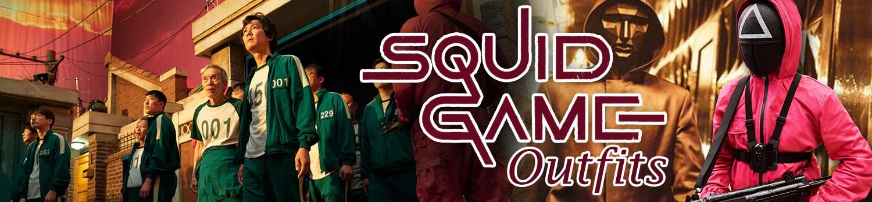 Squid Game Merchandise