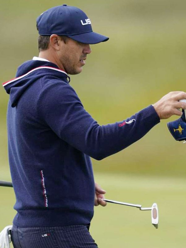 Team US Golf Ryder Cup 2021 Blue Hooded Sweatshirt